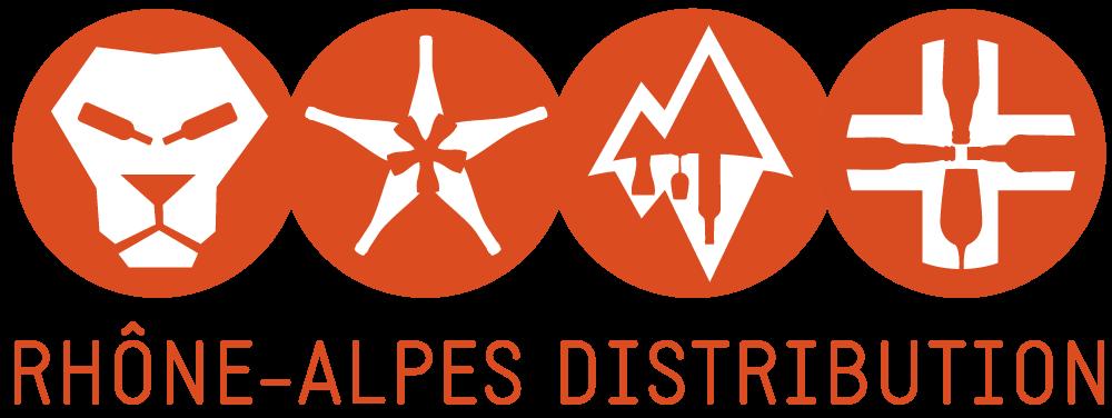 Logo Rhône-Alpes Distribution