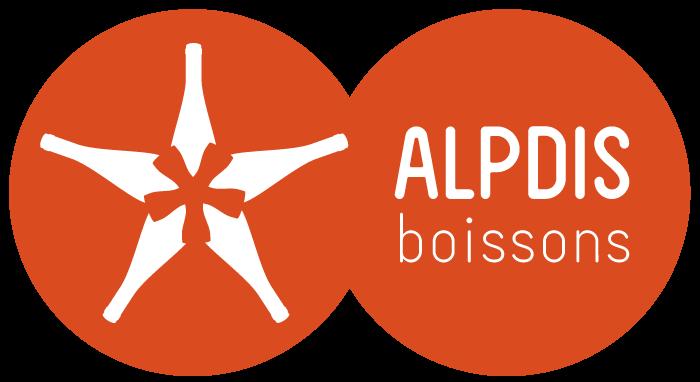 Logo Alpdis, fournisseur de boissons à Aix-les-Bains